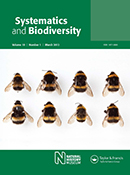 systematicsbiodiversity_march2012_cover