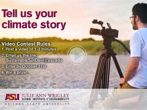 Tell us your climate story