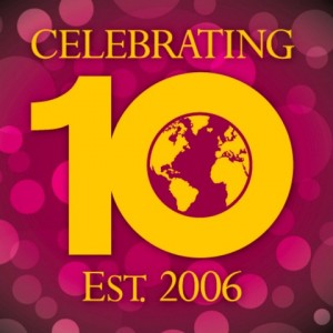 Celebrating 10 years of leading the way