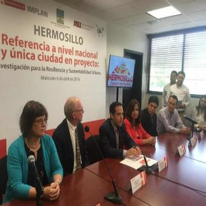 Resilience and Urban Sustainability in Hermosillo Image