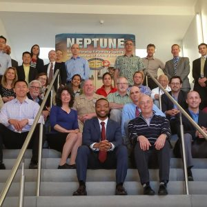 Veteran engagement through NEPTUNE clean energy projects