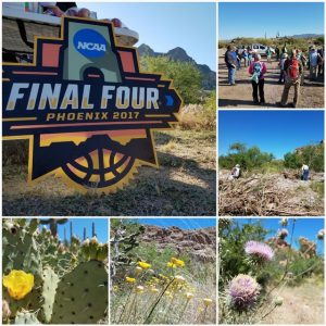 ASU sports sustainability prowess during Final Four Tournament