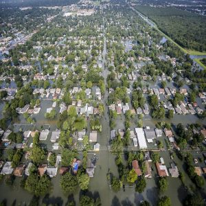 Harvey Flooding 2 Using Harvey Irma as Opportunities