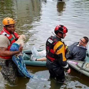 Hurricane Harvey, a Tragic yet Teachable Moment