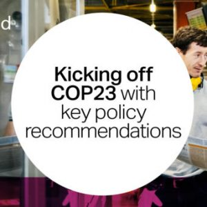 From #COP23: Why does carbon pricing matter?