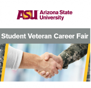 Student Career Fair Veteran Research Spotlight