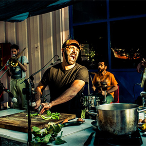 DJ Donpasta mixes culture and cuisine at ASU