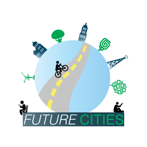FutureCities podcast logo