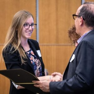 School of Sustainability alumna wins award from ASU's Graduate College