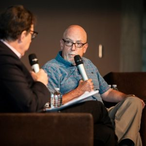 "Author Earl Swift on a panel discussion about ""Chesapeake Requiem"" and climate change storytelling at ASU Cronkite journalism school"