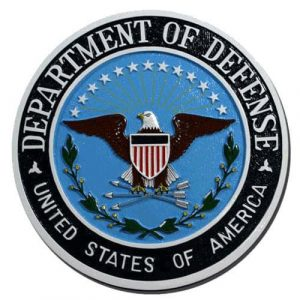 United States of America Department of Defense seal