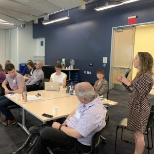 HUE Network members share ideas on how to advance urban heat and air quality solutions.