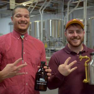 Local innovation for local beer