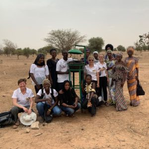 Taming locusts in Senegal: Working with communities, empowering women