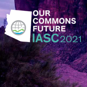 Accepting abstracts until Jan. 15: Commons in Space