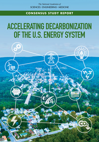NASEM report charts path to net-zero carbon emissions by 2050