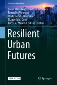 New book: Resilient Urban Futures