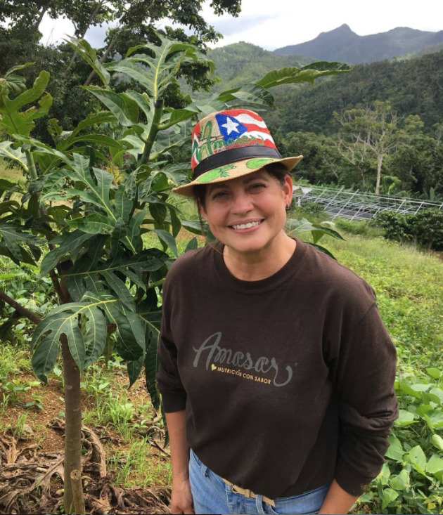 Marisol Villalobos' eco-friendly agribusiness was inspired by a simple breadfruit
